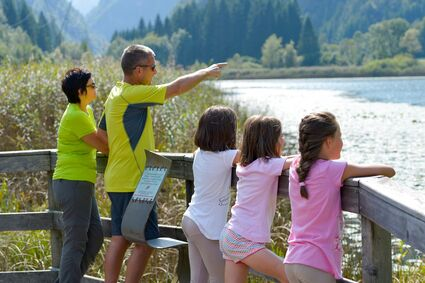 On holiday with your children in the Ledro Valley and Trentino: 5 things you shouldn't miss